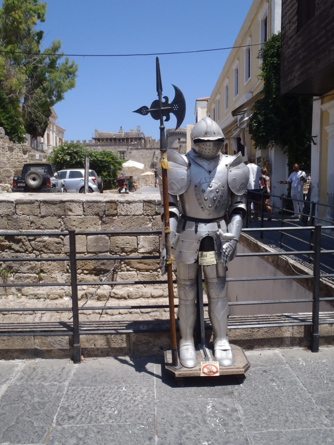 Rhodes knight