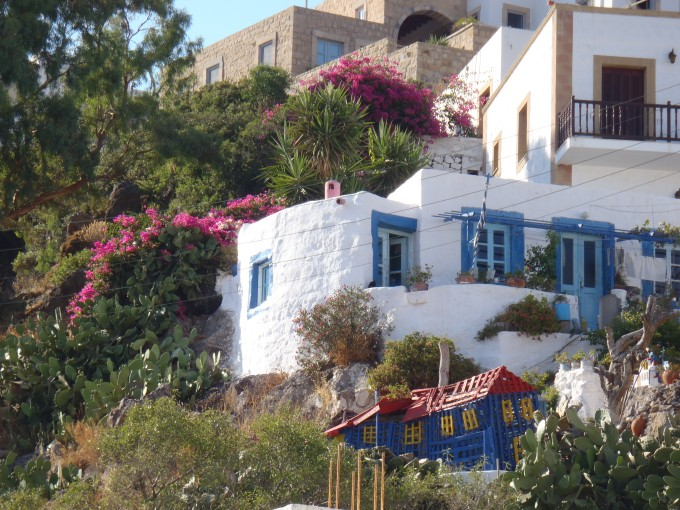 The Tiny House in Patmos